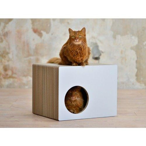 super schick das elegnate kratzm bel phredia eckhaus von unserem hersteller cat on katze cat. Black Bedroom Furniture Sets. Home Design Ideas