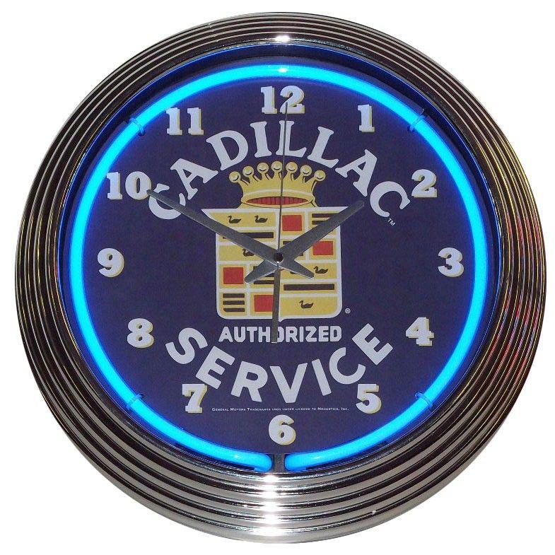 Pin On Neon Clocks