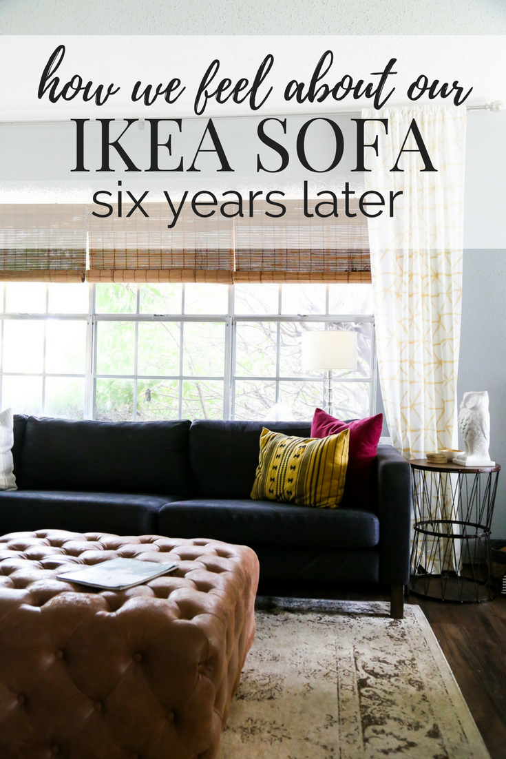 A Detailed And Honest IKEA Sofa Review. A Review Of The IKEA KARLSTAD Sofa,