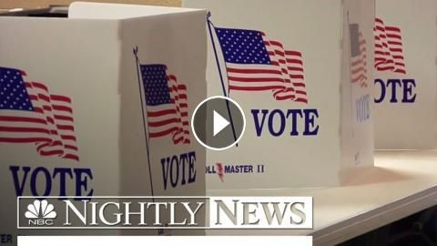 How To Cope With 'Election Stress Disorder' | NBC Nightly News: The American Psychological Association says fully half of us say the…