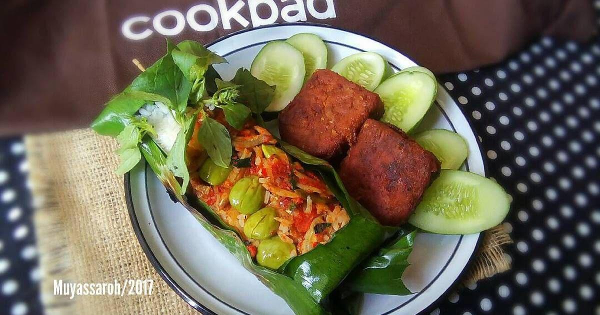 Resep Nasi Bakar Sambel Teri Oleh Muyassaroh Resep Daging Resep Sarapan
