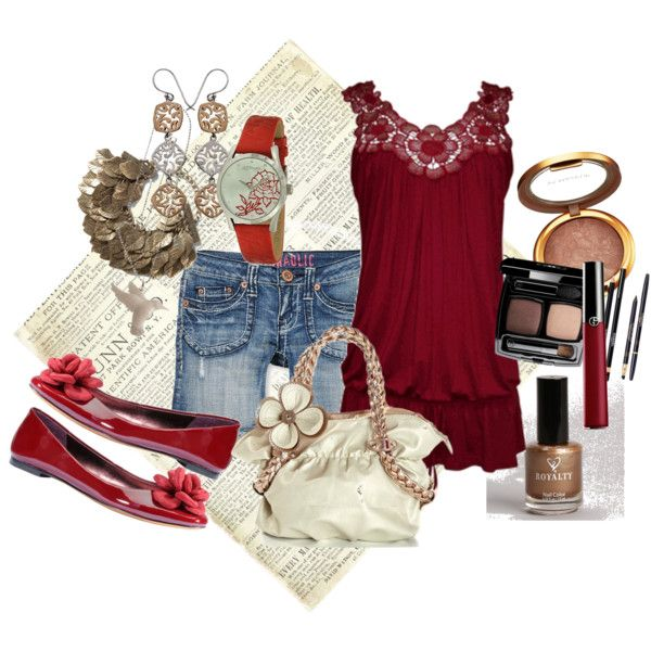 Untitled #181, created by renamichelle on Polyvore