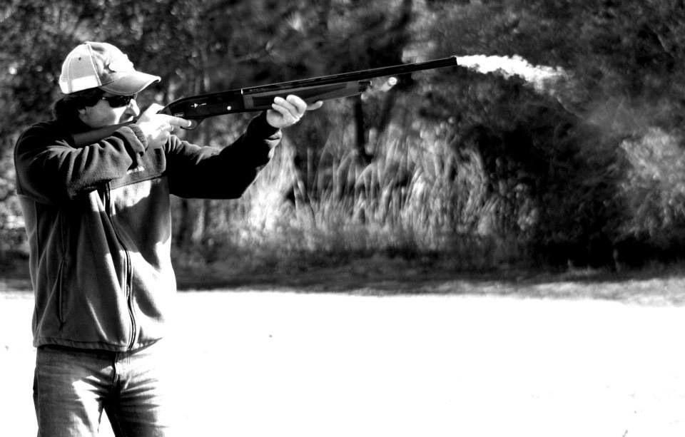 Skeet shoot, 20 gauge shotgun, low country wildlife services, guns, www.barndoorstudiosc.com