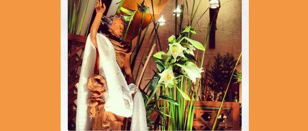 Easter Season Examen via IgnatianSpirituality.com