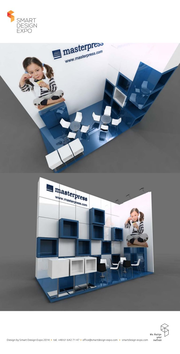 Exhibition Stand Projects : Our exhibition stand project for masterpress