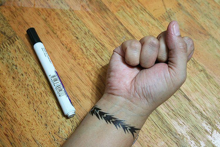 Make A Temporary Tattoo Temp Tattoo Temporary Tattoo Diy Tattoo