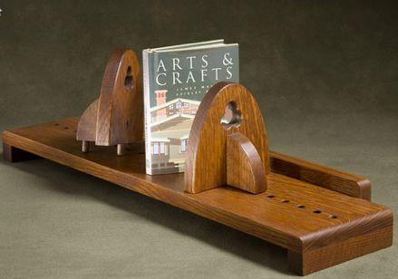 Adjustable Bookshelf  by Jeff Antkowiak