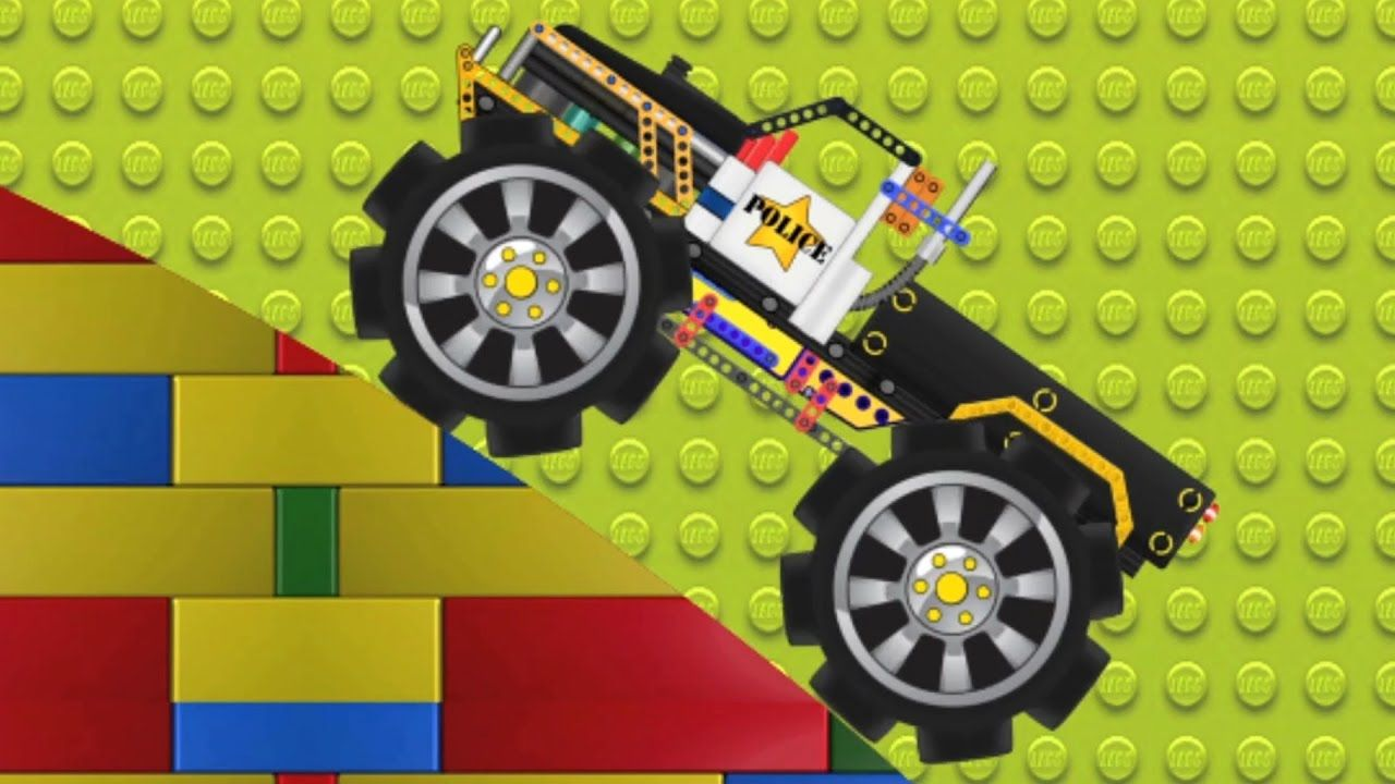 lego monster truck | monster truck video | kids toy truck | Monster ...