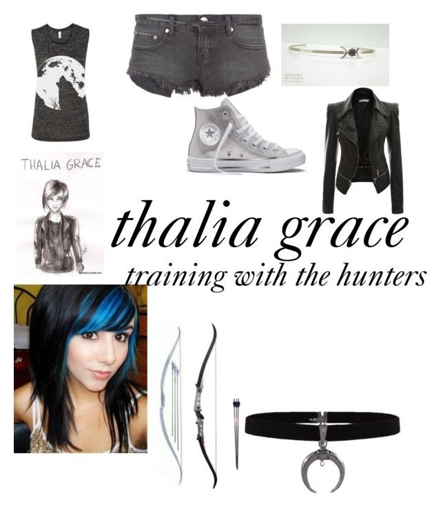 """thalia  grace"" by charlyebarley on Polyvore featuring OneTeaspoon, Converse and Grace"