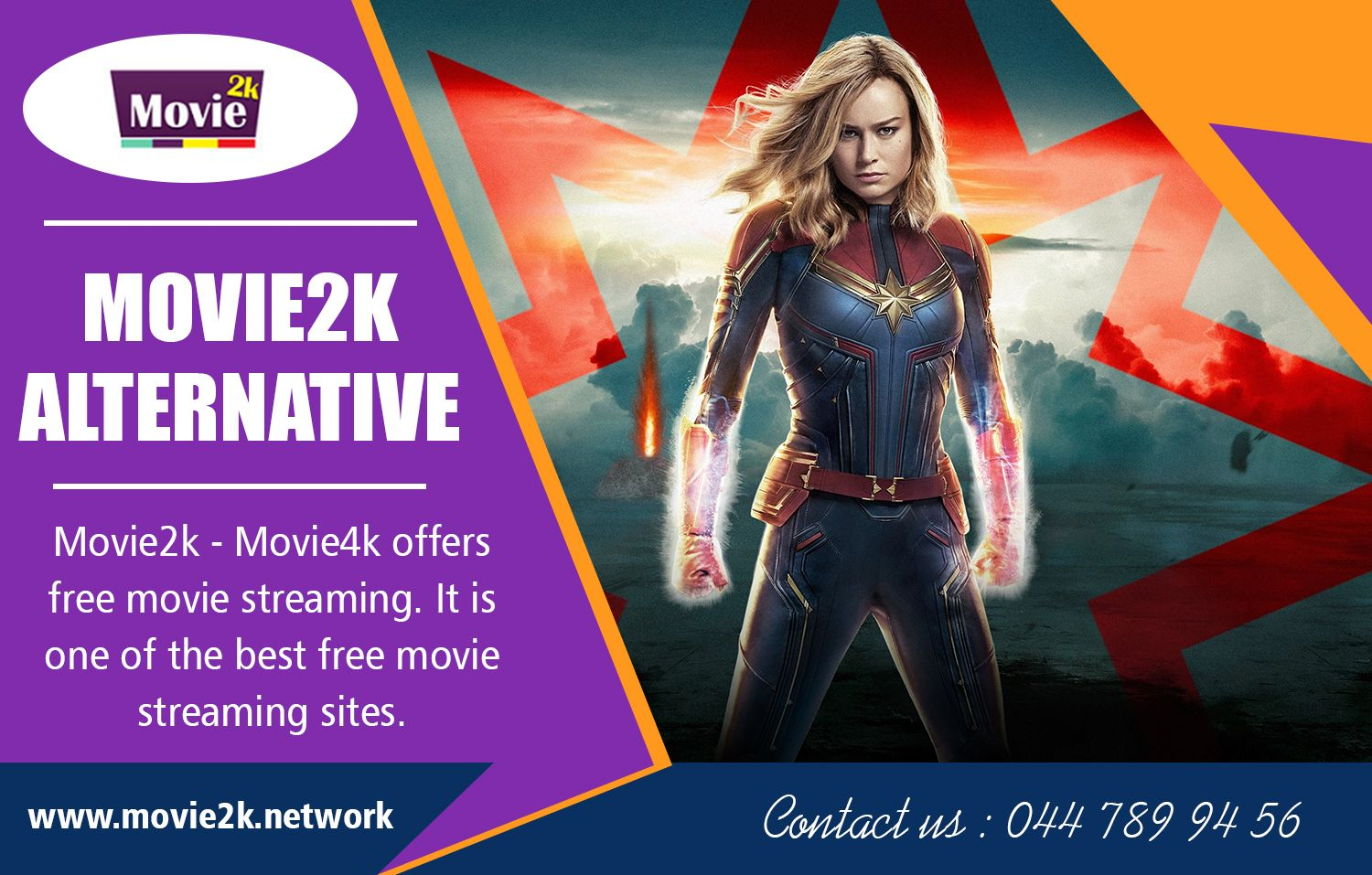 An impressive and easy to use free movie website that