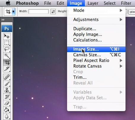 Photoshop menus too small