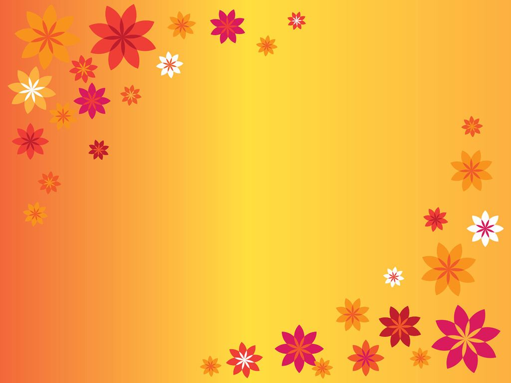 Pretty Orange Backgrounds
