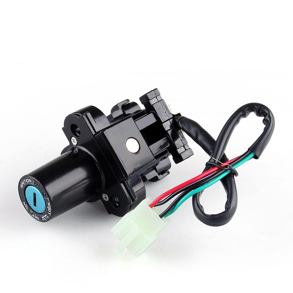 Ignition Switch Lock Fuel Gas Cap Key Set Honda Cbr 600 900 929