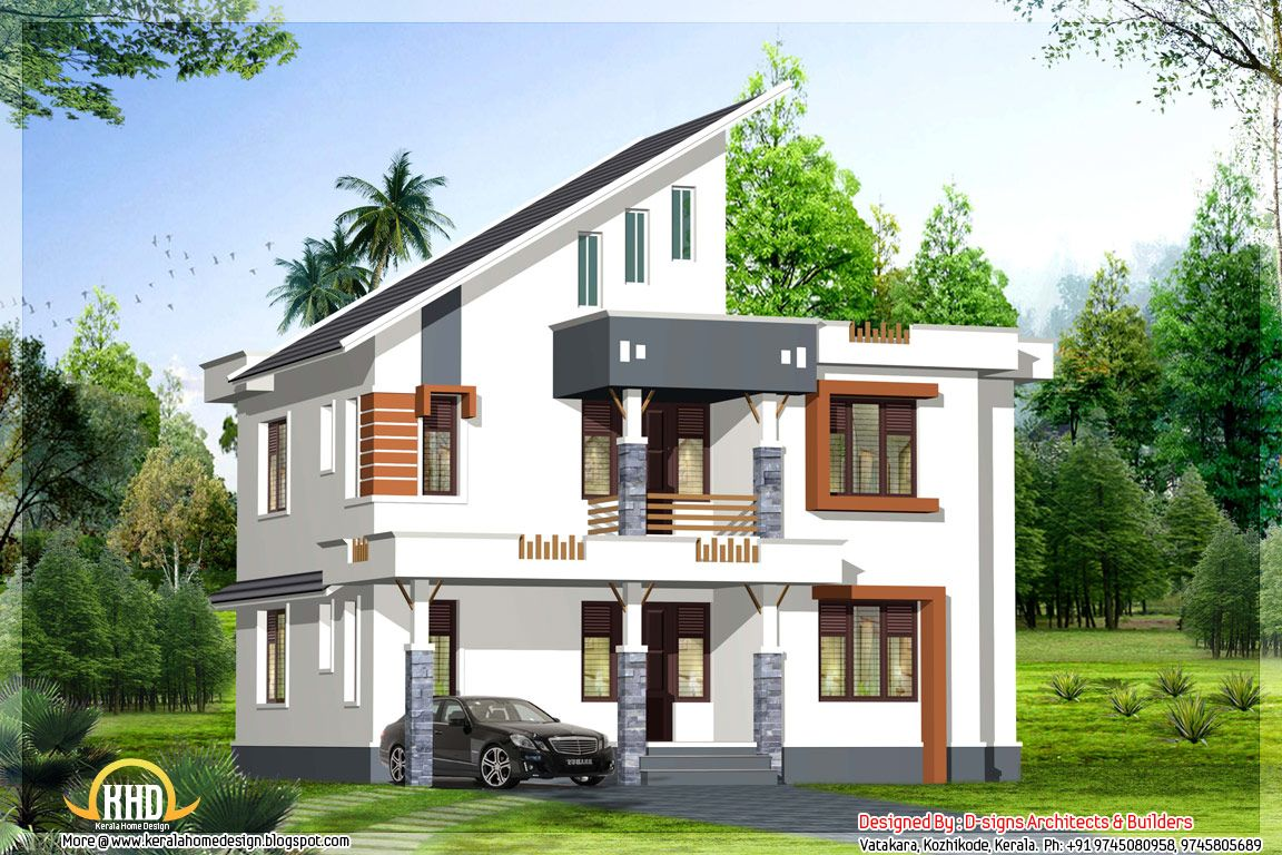 Contemporary House Fronts Interior Decoration Time