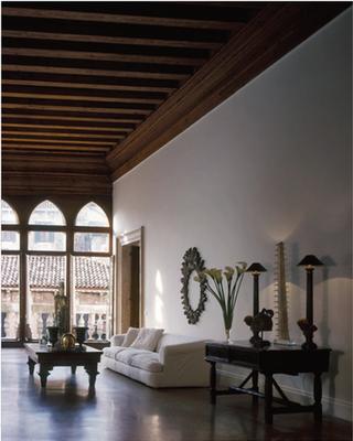 Venice Italy Venetian Palazzo Interiors   ... Gray ...