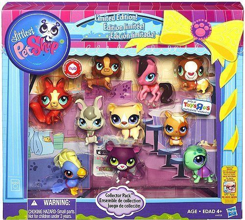 Littlest Pet Shop Limited Edition Collector's 10 Pack Kids Toy Gift Animal Play  | Toys & Hobbies, Preschool Toys & Pretend Play, Littlest Pet Shop | eBay!