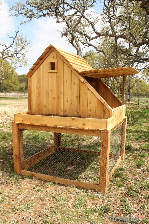 Chicken Coop Ideas Pinterest Best Dirt Cheap DIYs | Diy ...