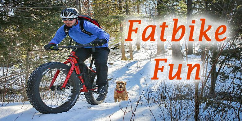 Fat Bike Riding Is A New Exciting Trend In Mountain Biking What