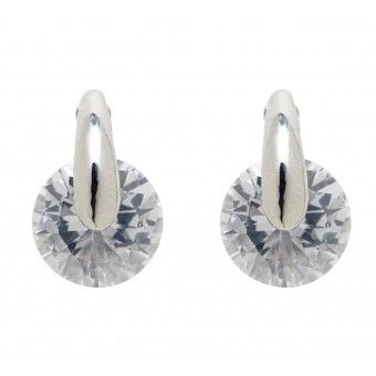 Crystal Tab Earring - Her - Accessories - Witchery