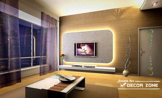 Living Room Led Lighting Design