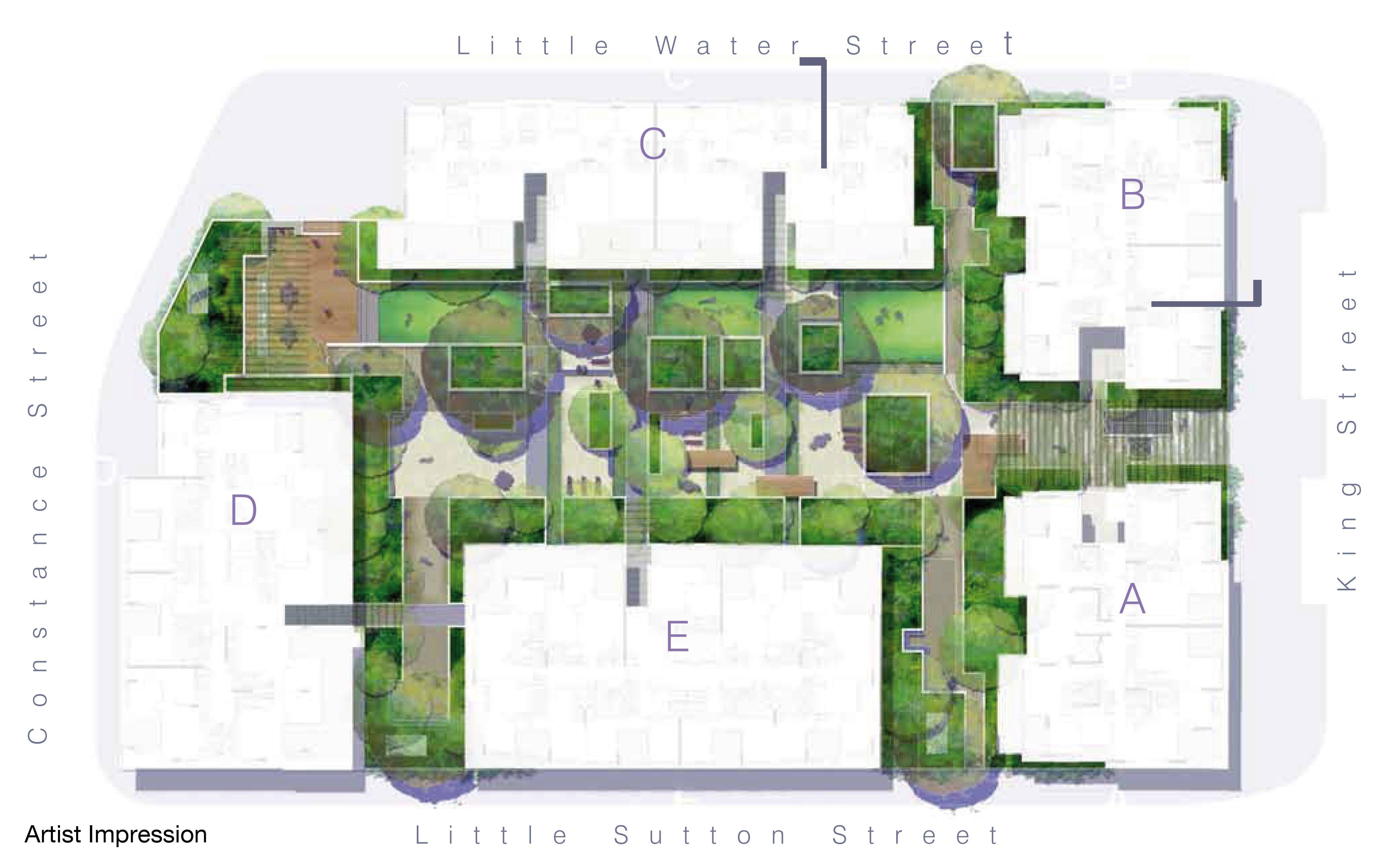 landscape for low rise apartment - Tìm với Google