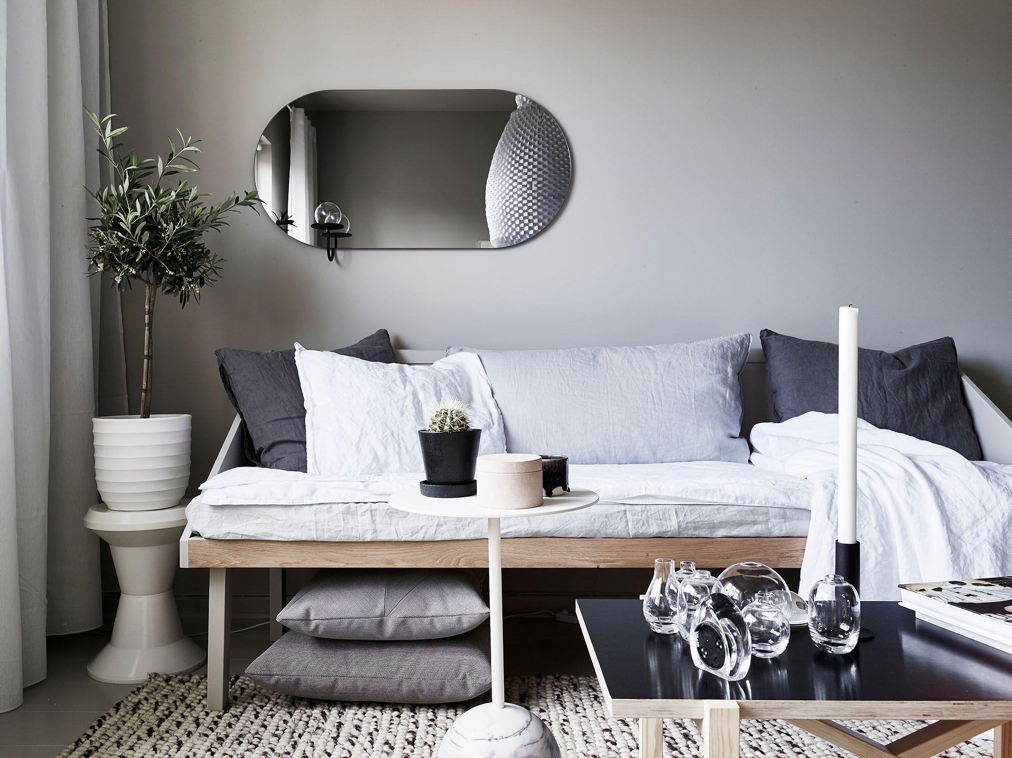 Greys all around