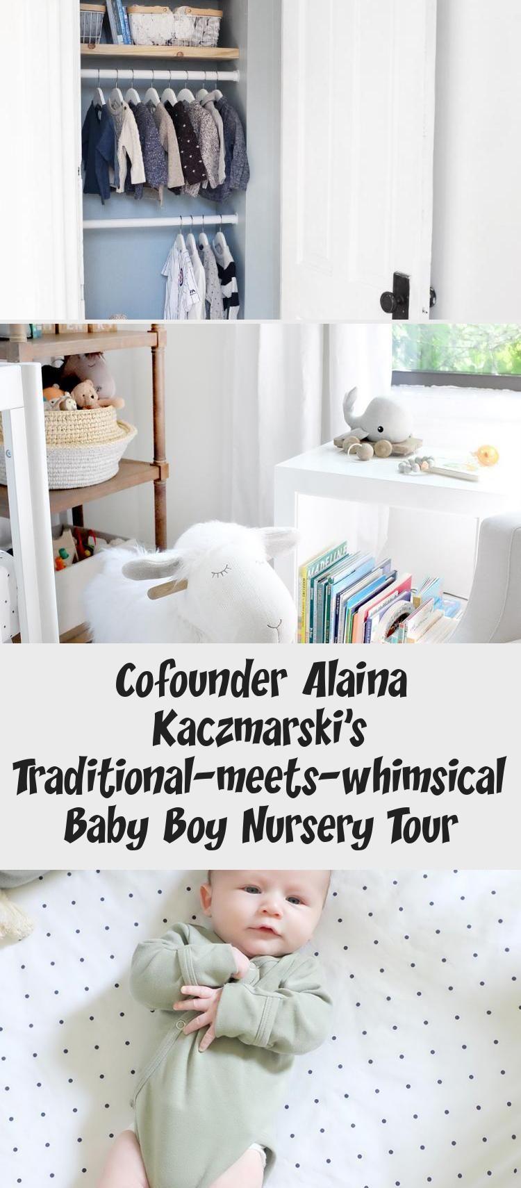 Photo of Cofounder Alaina Kaczmarski's Traditional-meets-whimsical Baby Boy Nursery Tour