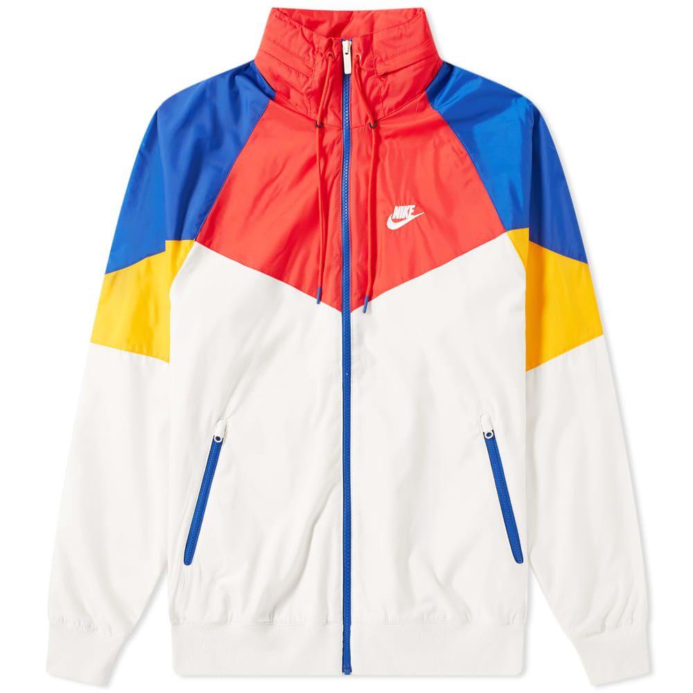 Nike Heritage Windrunner Jacket In Multi | ModeSens