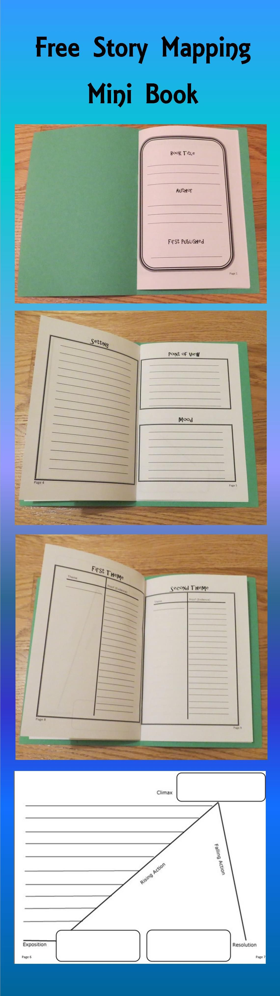 Free Story Mapping Mini Book