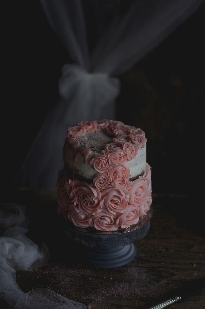 Este foi o meu bolo de aniversário e era para ter sido publicado em dezembro mas com os posts do Natal acabei por adiar. Foi assim q...