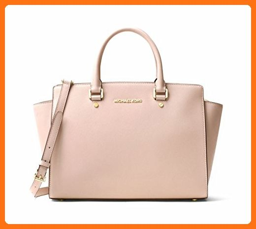 1e5e292f8249 MICHAEL Michael Kors Women s Selma Large TZ Satchel (Soft Pink) - Satchels  ( Amazon Partner-Link)