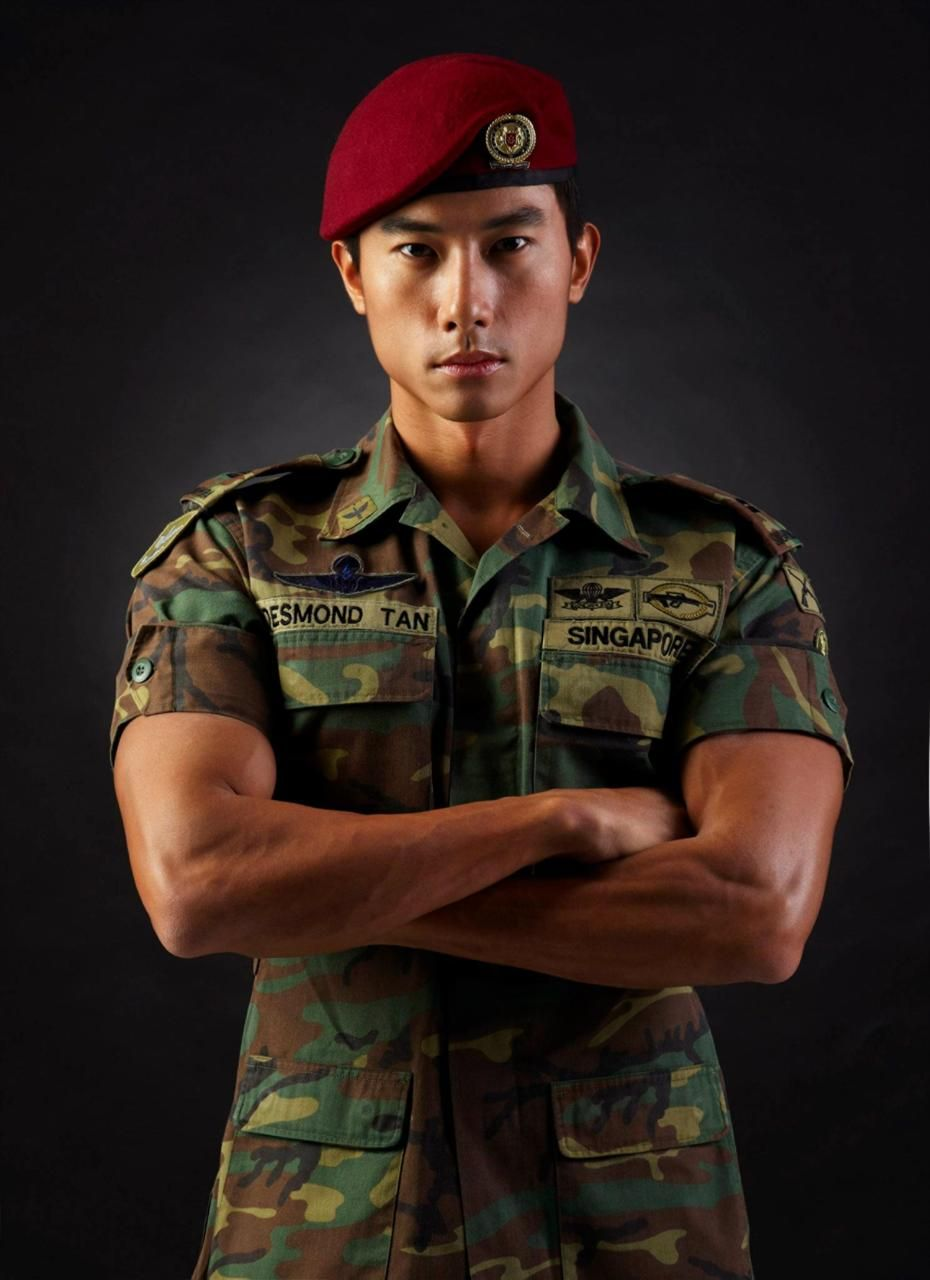 Asian army