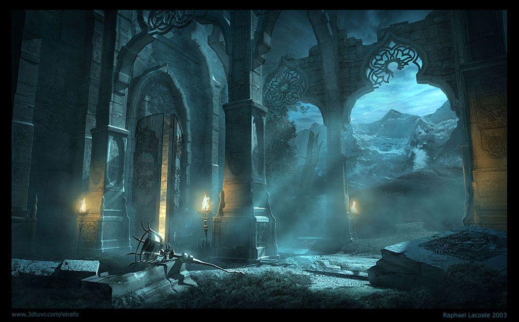 Atlantis, the Lost City