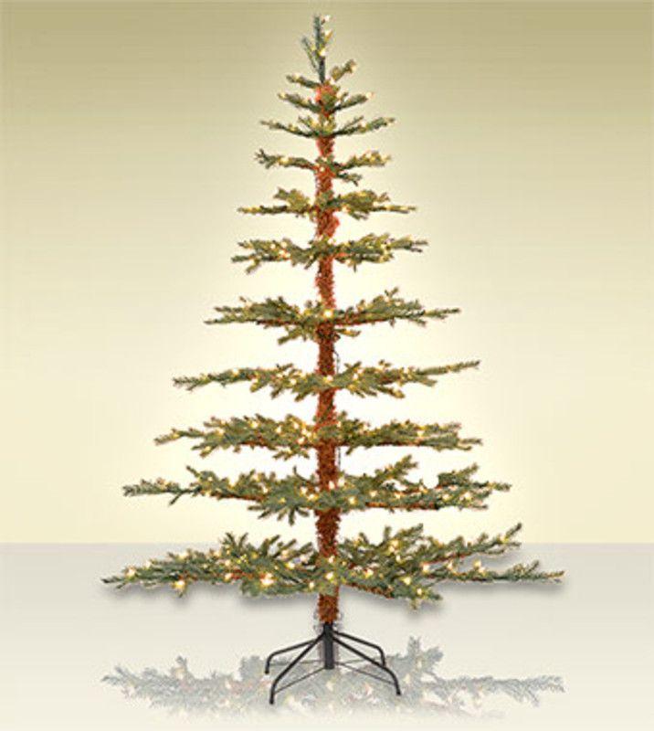 Fanfare Fir Artificial Christmas Trees Treetime Designer Tree 7 5