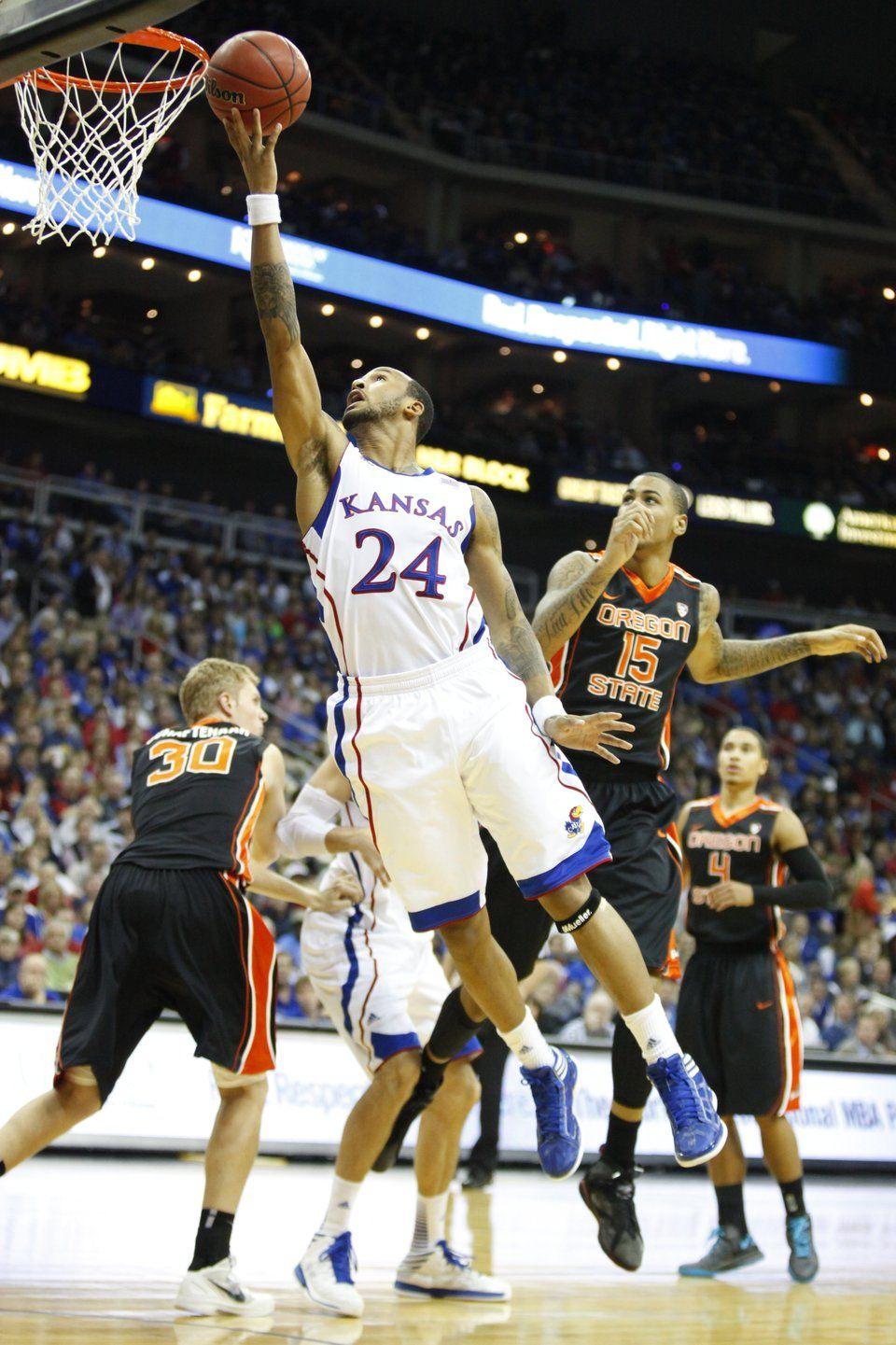 Game day breakdown: No. 3 Kansas basketball vs. No. 8