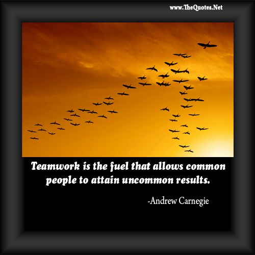 Teamwork Quote www.lynnkjones.com | Relationship & Networking ...