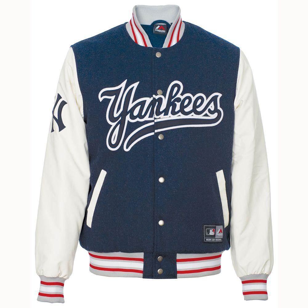 New York Giants Baseball Jacket