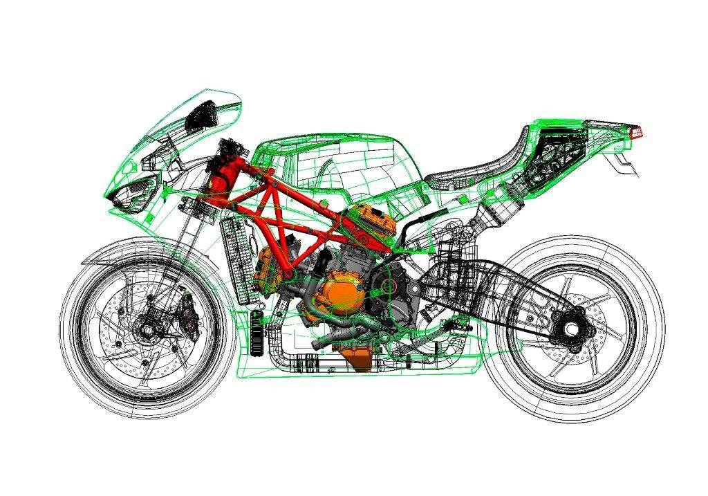 Мотоциклы устройство картинки
