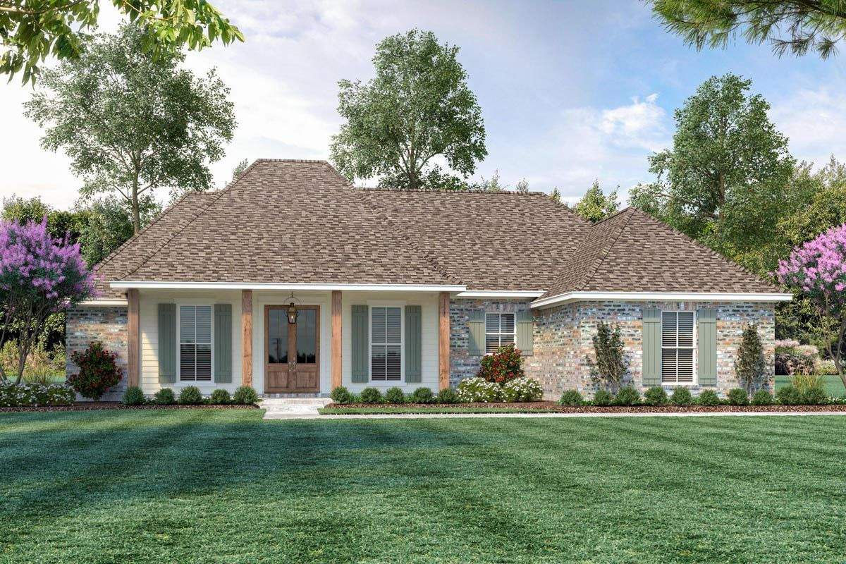 Exclusive Acadian With Split Beds And Double Carport Double