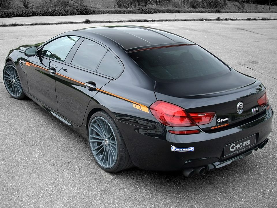 Bmw F13 M6 G Power Black With Images Bmw M6 Bmw 650i Bmw