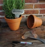 Plantenstekers met stift