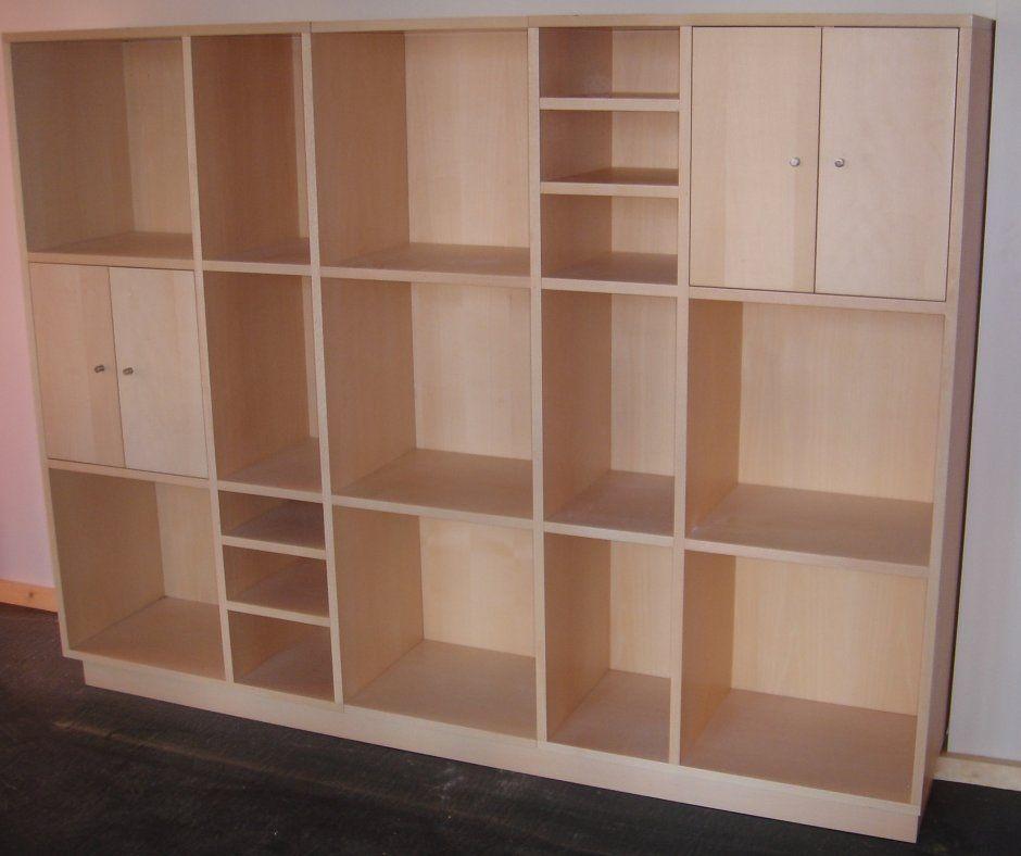 meuble rangement tag re tout en contreplaqu verni naturel pour salle de classe meubles. Black Bedroom Furniture Sets. Home Design Ideas