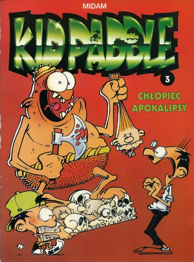 Midam is the pen-name of Michel Ledent (born 16 May 1963 Belgium) a comics creator who studied art... Midam is the pen-name of Michel Ledent (born 16 May 1963 Belgium) a comics creator who studied art in school and became a draughtsman in the Navy. His comics career began in 1989 in Micro-Systèmes and he moved to Spirou in 1992. Midams best-known creation is the childrens character Kid Paddle who first appeared in illustrations in the videogame section of Spirou. The Kid soon got his own…