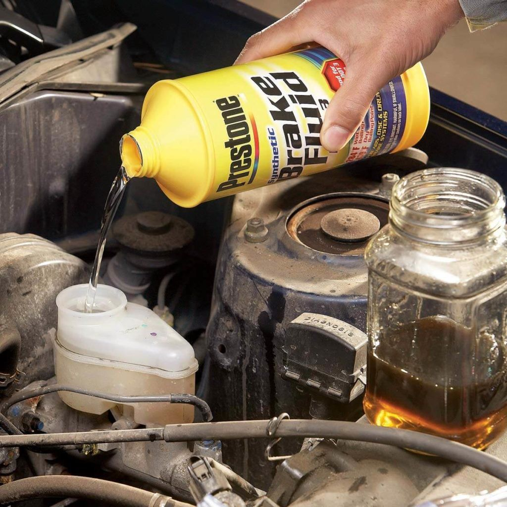 100 Car Maintenance Tasks You Can Do on Your Own Brake