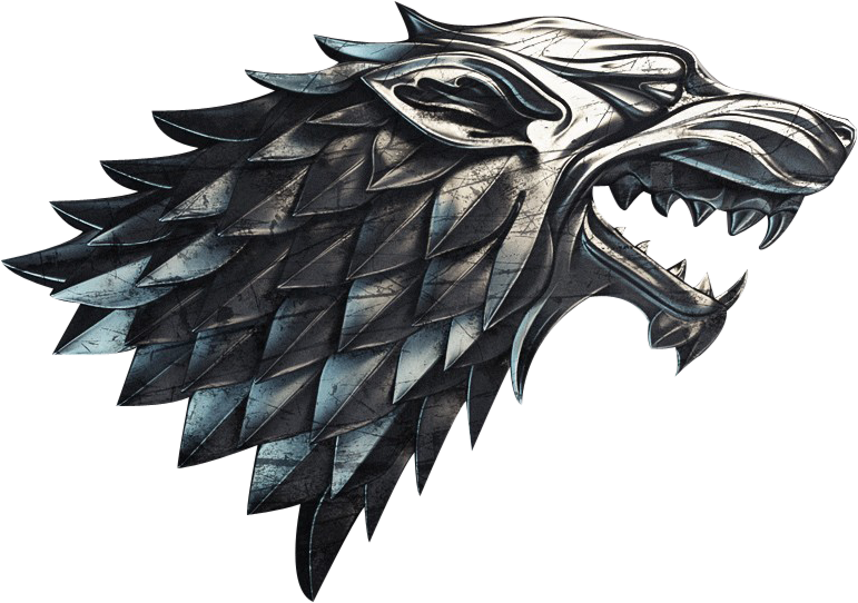 Game of thrones png logo by on