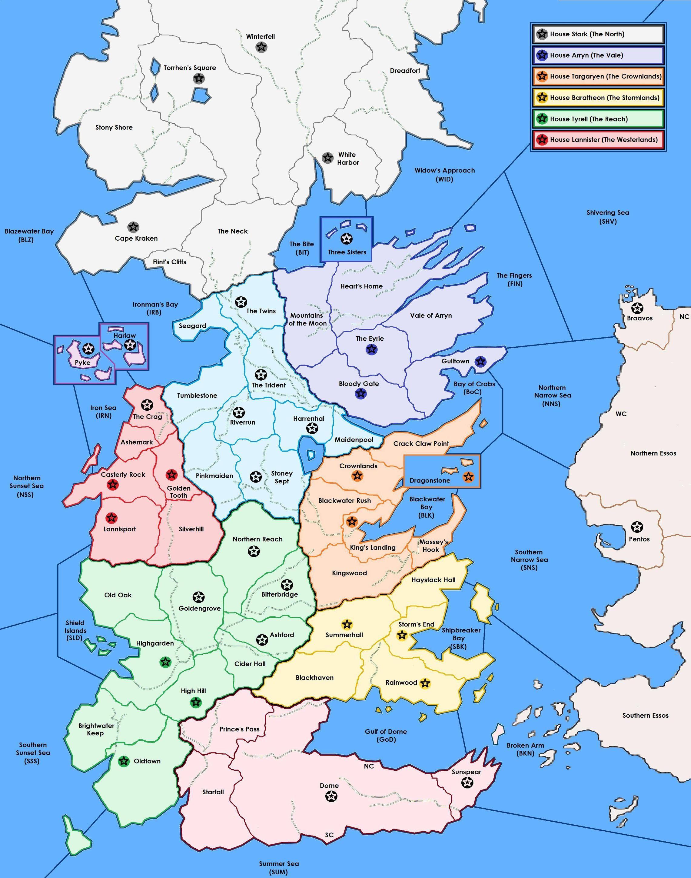 Game Of Thrones Map Pdf Guide At Games Api Ufc Com