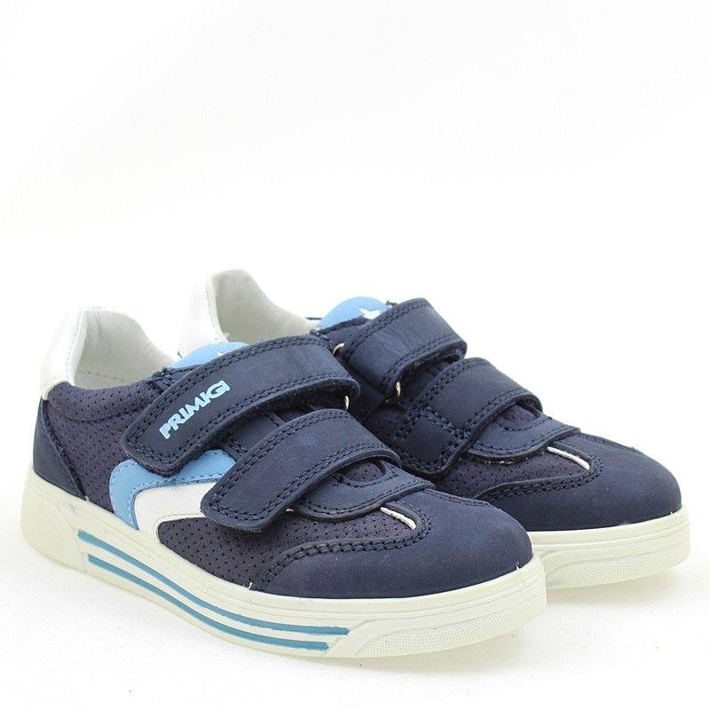 Primigi 5377033 Buty Dla Dzieci Sneakersy Trampki Chlopiece Granat Baby Shoes Shoes Fashion