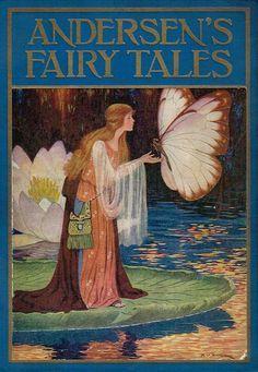 Andersen's Fairy Tales, 1916. Illustrations by Milo Winter.