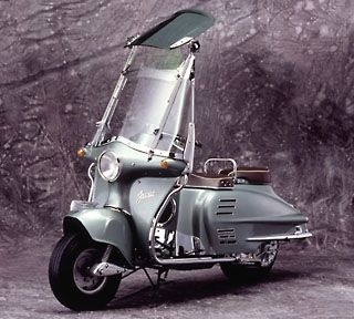 54 Juno Ka The First Honda Scooter All Mod Cons Honda Scooters
