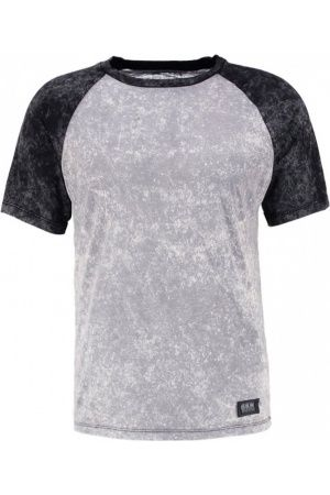 HUGO DAFE - Camiseta print - black y7huNW